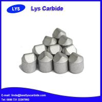 China Cemented carbide buttons & inserts for mining tools X types wedged button wholesale
