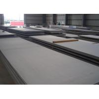 China 304 Super Duplex Stainless Steel Plate , Stainless Steel Metal Sheet Panels wholesale