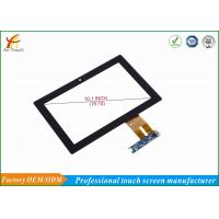 Multipoint Smart Home Touch Panel , 10.1 Touch Panel Screen High Transmittance
