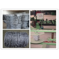 China 360mm Double Filament Gi Barbed Wire Fencing wholesale