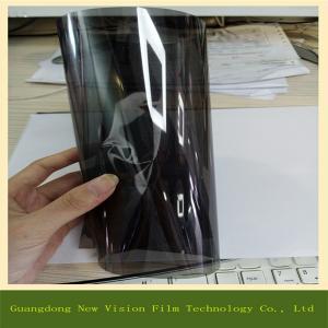 China 1.52*30m plastic SRC solar window film heat insulation car window shinning film wholesale