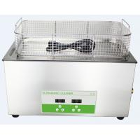 China Stainless Steel Industry Heated Ultrasonic Cleaner Heater Timer 30l Axis And Shaft Parts wholesale