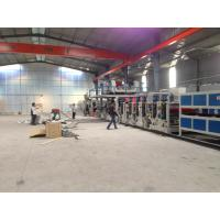 Quality 315KW 40TONS Aluminum Composite Panel Production Line Three Roller Compressor wholesale