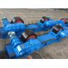 China Rotary Capacity 40 Ton Tank Turning Rolls / Conventional Welding Rotator wholesale