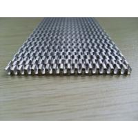 China Various Heat Exchanger Fins For industrial , heat exchanger plate wholesale