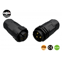 China 6.0mm Waterproof Circular Connector on sale