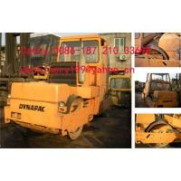 Quality Used road roller Dynapac CC21 for sale