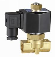"China 2W Series 1/8"" Water Solenoid Valve 24V Automotive Electrically Operated Water Valve wholesale"