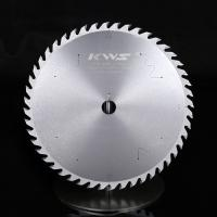 China Single Chip TCT Saw Blade For Solid Wood / Edge Trimming Chrome Coating wholesale