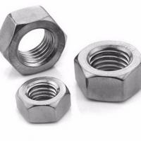 China DIN 934 Stainless Steel Hex Nuts M16 Automotive / Heavy Industry Used wholesale