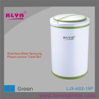 Quality Stainless Steel praying plastic Inductive Garbage Bin for sale