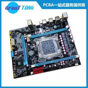 China Analyzer FR4 PCB Prototype Assembly Process | Quality PCBA Manufacturer wholesale