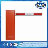 China Intelligent Straight Boom Automatic Barrier Gate For Car Parking System wholesale