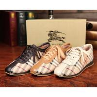 China Wholesale Top brand BU  Hartfields Check Plaid Lace Up leather casual womens fashion shoes wholesale