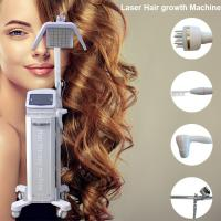 Buy cheap Low Level 650nm / 670nm Laser Hair Growth Machine Hair Loss Treatment BS-LL7H from wholesalers