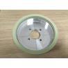 China CBN HSS Tools Resin Bond Grinding Wheel , Magnetic Diamond Cut Grinding Wheel wholesale