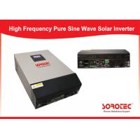 China Configurable Ac Solar Panel Power Inverter , Grid Tie Solar Inverter Solar Input Priority on sale