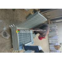 China Strong Impact Resistance Hot Dipped Galvanized Steel Grating For Walkway / Drain wholesale