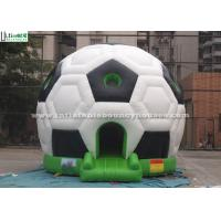 China Football Kids Inflatable Bouncy Castle wholesale