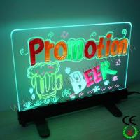 China LED Illuminated Message Board wholesale