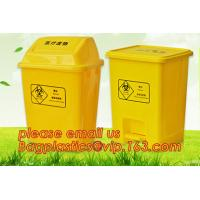 China 1L 2L 4L 6L plastic round medical disposable sharps bins, plastic disposables sharpes container /sharpes bin for medical wholesale
