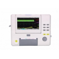 """China 10.2"""" Display Screen Multiparameter Patient Monitor Fetal Monitor Light and Compact Design Simple to Use wholesale"""