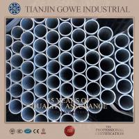 China HDG hot dipped galvanized steel pipe / scaffold pipefor scaffold stair tower wholesale