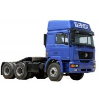Buy cheap 6x6 SHACMAN Tractor Head Truck MAN Technology For Army And Desert Trailer Moving from wholesalers