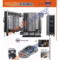 Quality Automatic PVD Plating Equipment , Automotive Interiors Carbon Fiber PVD Chrome Plating wholesale