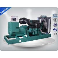 Quality Silent / Open Diesel Generator Set 1500RPM  IP23 Protection Grade made in china for sale
