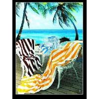 China Hotel Towel, Pool Towel (SDF-BL-10) on sale