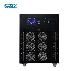 China 20KVA Ups Uninterruptible Power Supply 3 Phase Power Systems CPY series Modular wholesale
