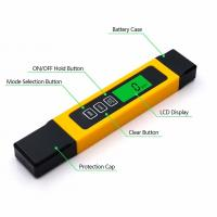 Buy cheap Handheld TDS ppm Meter Water Quality Tester 0-9999 ppm Measurement Range from wholesalers