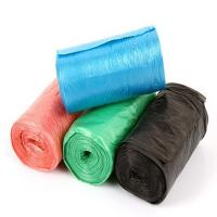 China Eco - Friendly Full Biodegradable Garbage Bags , Custom Compostable Bin Bags wholesale