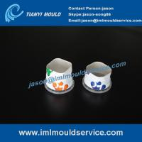 producing 250g thin walled IML dry fruits containers and cups mould in china