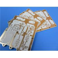 Buy cheap Hybrid PCB Mixed Material PCB Built on 20 Mil RO4350b Plus Fr-4 with Blind Via from wholesalers