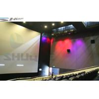 Quality Cinema Dynamic 5D Movie Theater , 5D Cinema System for Family for sale