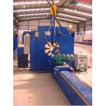 China Galvanized Light Pole Welding Machine / Automatic Seam Welding Machine wholesale