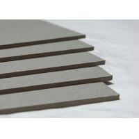Buy cheap Unbleached Greyboard Paper for making Book Cover/ Arch File / Desk calendar from wholesalers