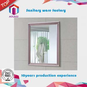 China AL-053 Aolaisi Fahion pink Bathroom Make up Mirror on sale