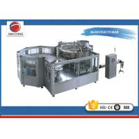 China Carbonated Drink Water Bottling Equipment 15000BPH , Automatic Bottling Machine 9.5KW wholesale