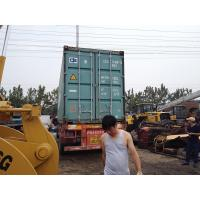 China Used CAT 966G Shipped to port of Tema Ghana wholesale