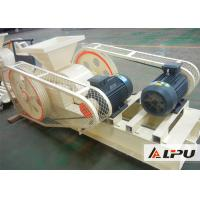 China Simple Mine Crushing Equipment Double Roller Crusher For Medium Hardness Materials wholesale