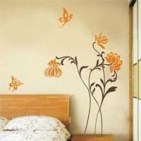 China Wall Stickers, Eco-friendly, Made of PVC, PZG and Paper, Customized Sizes are Accepted wholesale