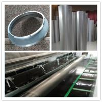 Buy cheap Close Hole Rotary Printing Screen Textile Machinery Spare Parts Big Hole from wholesalers