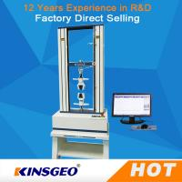 Quality 0.5~500mm/min Speed Servo Motor Electronic Universal Testing Machines High Efficiency for sale