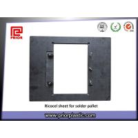 China Customized PCB solder pallet,made by ricocel sheet with high operating temperature wholesale