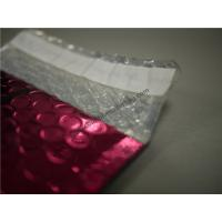 China Waterproof Metallic Shipping Envelopes , 180x165 #CD-DCD Teal Bubble Mailers wholesale
