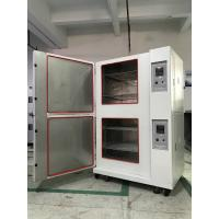 China Stackable Climatic Test Chamber Glass Fiber Insulation Single Stage Compression Refrigeration wholesale