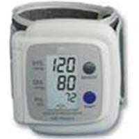 "China Fully automatic digital wrist blood pressure monitor Large LCD display 4 ""AA"" batteries on sale"